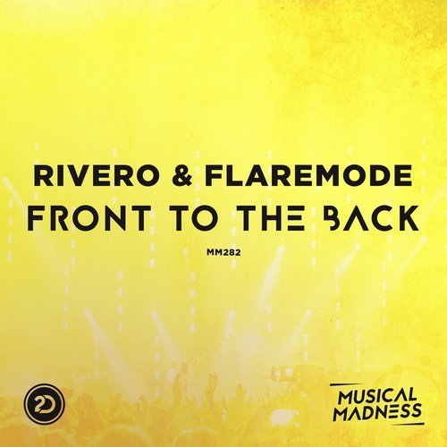 Rivero & Flaremode - Front To The Back Artwork