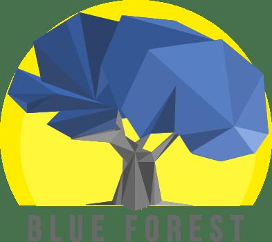 Blue Forest Label Logo