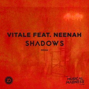 Vitale Feat. Neenah - Shadows Artwork