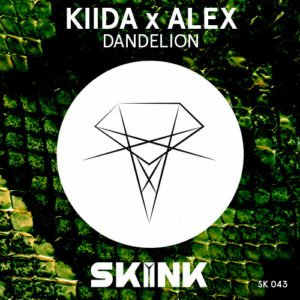 KIIDA x ALEX - Dandelion Artwork