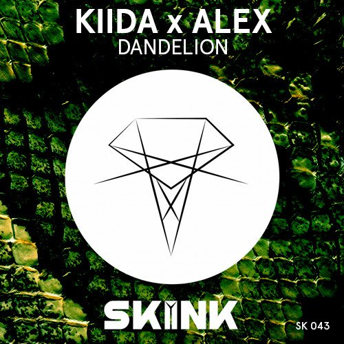 KIIDA x ALEX - Dandelion Artwork