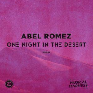 Abel Romez - One Night In The Desert Artwork