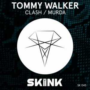 Tommy Walker Clash Murda Artwork