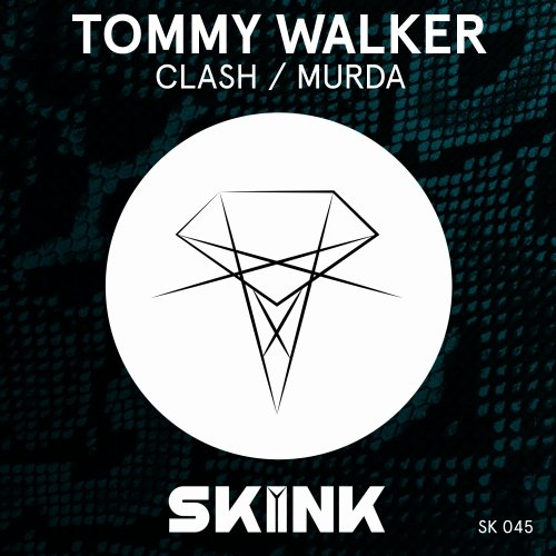 Tommy Walker Clash Murda Artwork