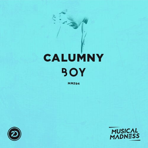 Calumny - Boy Artwork