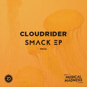 Cloudrider Smack E.P. Artwork