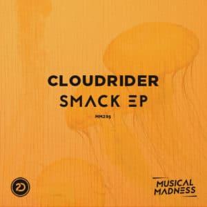 Cloudrider Smack E.P. Artwork