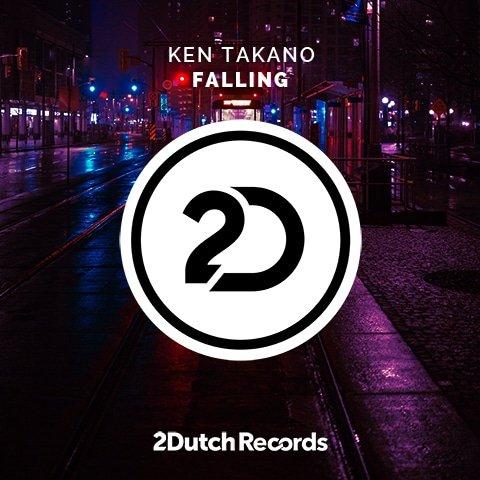 Ken Takano - Falling Artwork