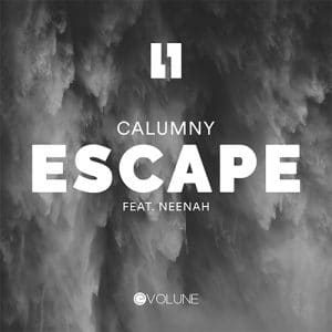 Calumny - Escape (feat. Neenah) Artwork