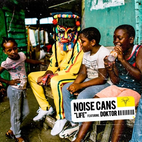 Noise Cans - Life (feat. Doktor) Artwork