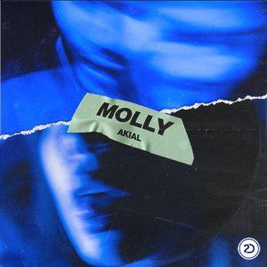 AKIAL - Molly artwork